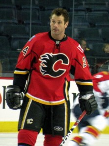 Former Calgary Flame Craig Conroy - By Resolute (Own work) [CC BY-SA 3.0 (http://creativecommons.org/licenses/by-sa/3.0), via Wikimedia Commons