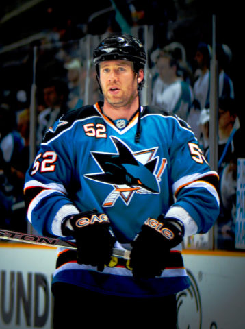 Craig Rivet San Jose Sharks