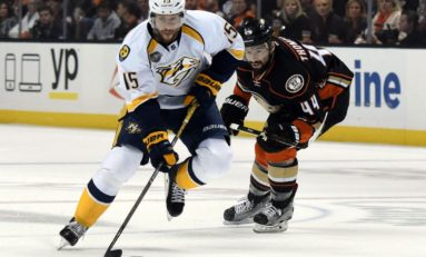 Recap: Ducks Make Statement in Win Against Predators