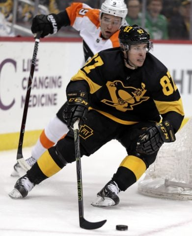 Sidney Crosby, Ivan Provorov