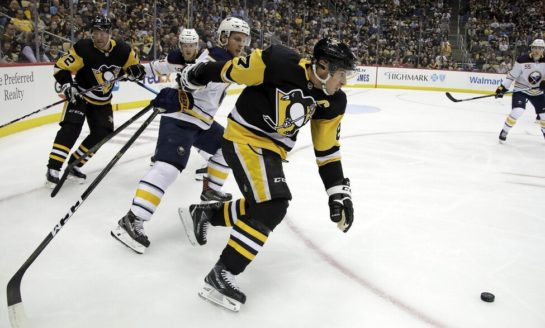 Tanev Scores OT Winner, Penguins Deal Avalanche First Loss