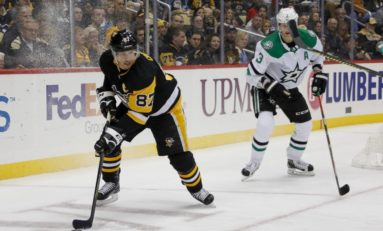 Penguins Star Sidney Crosby Out 6 Weeks After Core Surgery