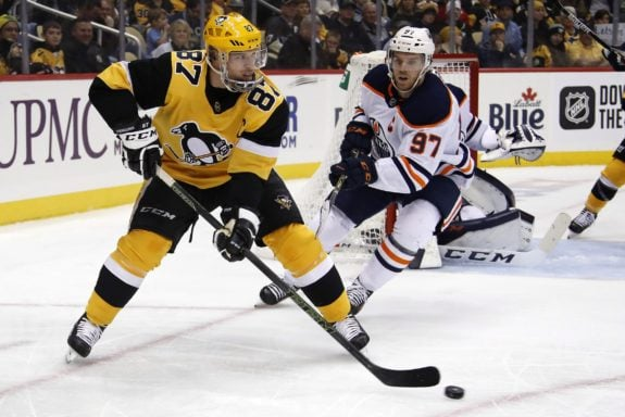 Sidney Crosby Connor McDavid
