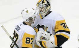 Penguins Bury the Winless Wild With 4 Goals in 2nd Period