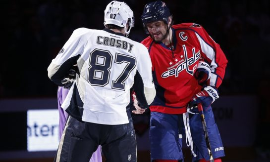 2018-19 NHL in Review: Crosby, Ovechkin Reach Milestone Points