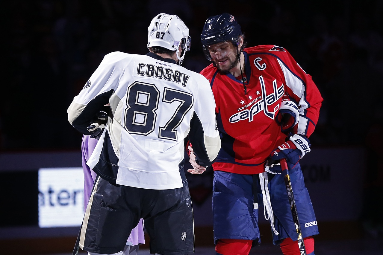 Is Sidney Crosby vs Alex Ovechkin Trilogy Good for Hockey?