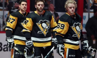 4 Potential Linemates for Crosby and Guentzel