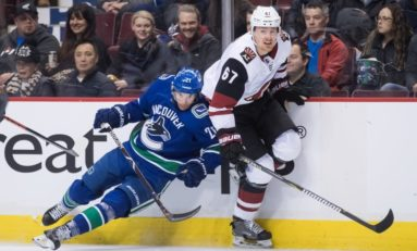 Canucks Have Options for Loui Eriksson