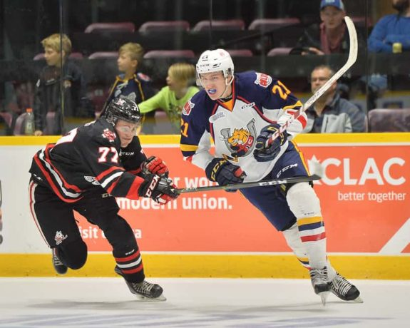 Curtis Douglas Barrie Colts