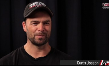 Curtis Joseph Brings Mental Focus to Hurricanes