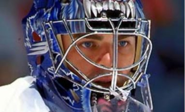 Curtis Joseph's Oilers Debut Was Transformative Moment for Franchise