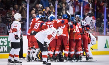 Czech Republic Beats Switzerland in Overtime