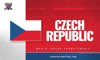 2020 WJC Team Czech Republic Final Roster