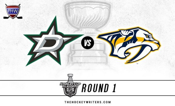 Dallas Stars Nashville Predators