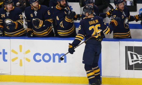 Sabres Look to End Nine-Year Playoff Drought in 2020-21