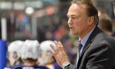 Barrie Colts' Dale Hawerchuk to Take Leave of Absence