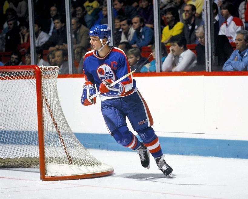 Dale Hawerchuk, Winnipeg Jets