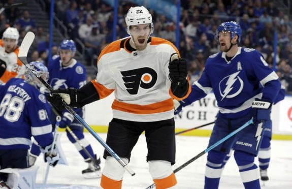 Ex-Philadelphia Flyers forward Dale Weise