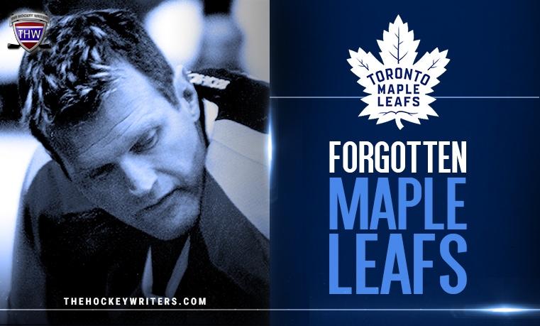 Forgotten Toronto Maple Leafs Vincent Damphousse