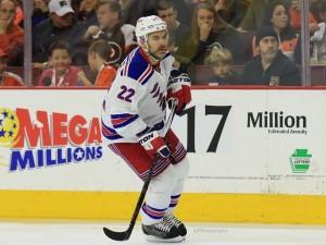 Dan Boyle, Milestones, New York Rangers, NHL