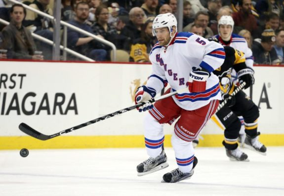 Dan Girardi could be a good expansion draft selection for the Vegas Golden Knights.