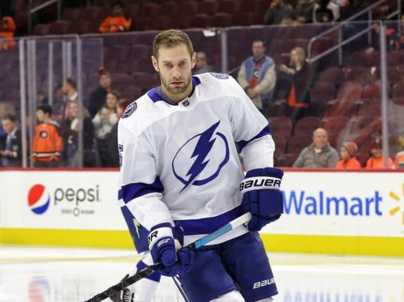 Dan Girardi Tampa Bay Lightning