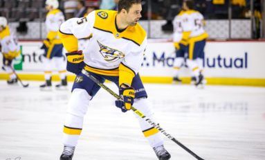 Dan Hamhuis Comes Full Circle With the Predators