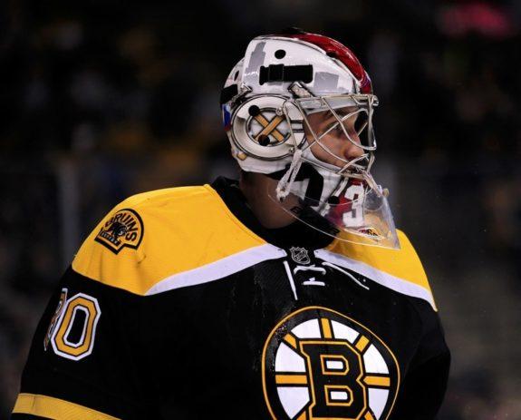 Dan Vladar Bruins
