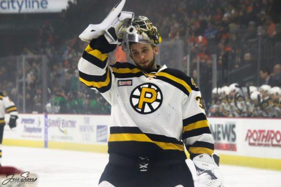 Dan Vladar Providence Bruins