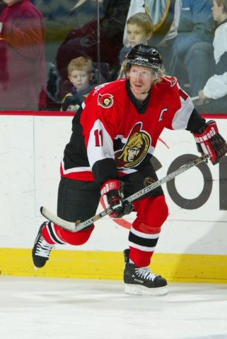 Daniel Alfredsson Ottawa Senators