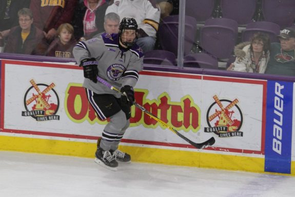Daniel Brickley Minnesota State