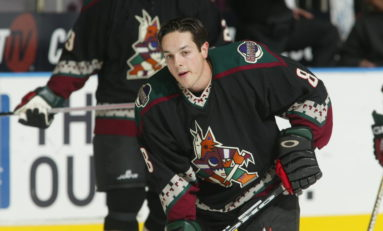 Coyotes Over the Moon About 25th Anniversary