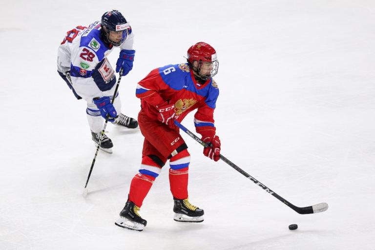 Daniil Gushchin Team Russia