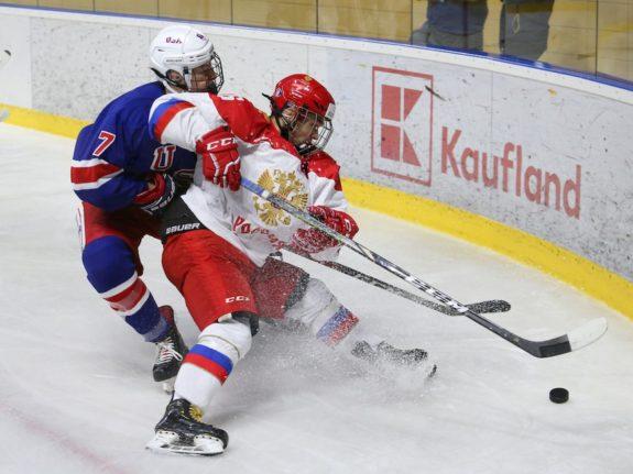 Daniil Gushchin Team Russa