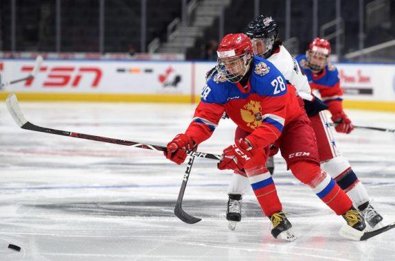 Daniil Gutik Team Russia