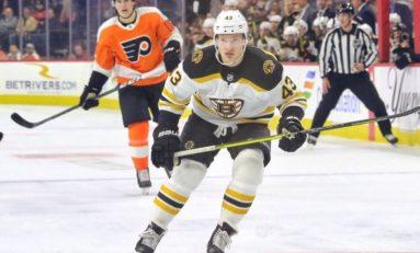 Bruins Trade Heinen to Ducks for Ritchie