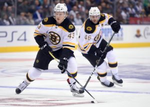 Danton Heinen Boston Bruins