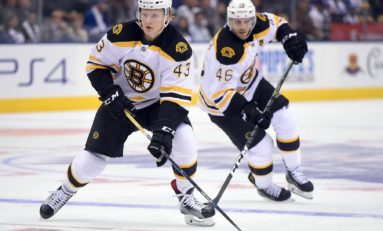 3 P-Bruins Forwards Who Could Make NHL Roster