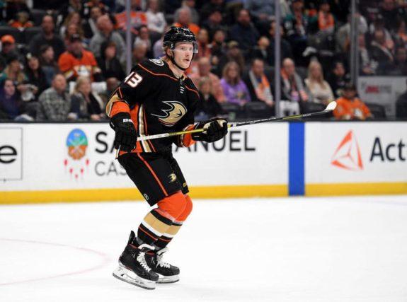 Danton Heinen Anaheim Ducks