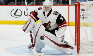 Monday Morning Howl: No Raanta? No Problem for Coyotes