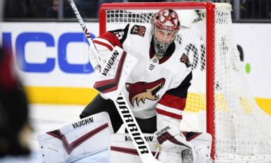 Coyotes Rediscover Scoring Touch in Five-Point Week