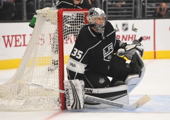 Los Angeles Kings Darcy Kuemper