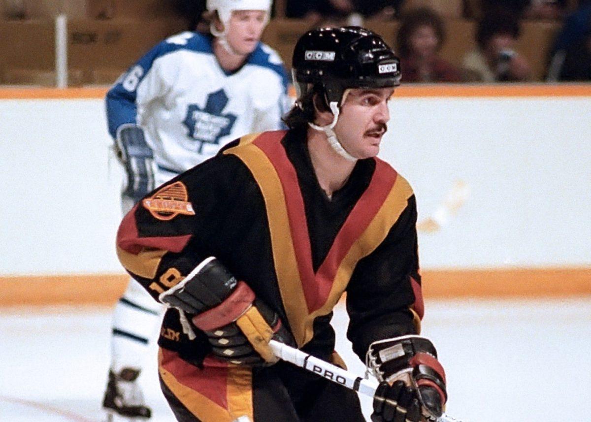 Darcy Rota Vancouver Canucks