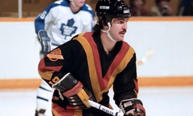 Darcy Rota and the Vancouver Canucks' 1982 Stanley Cup Run