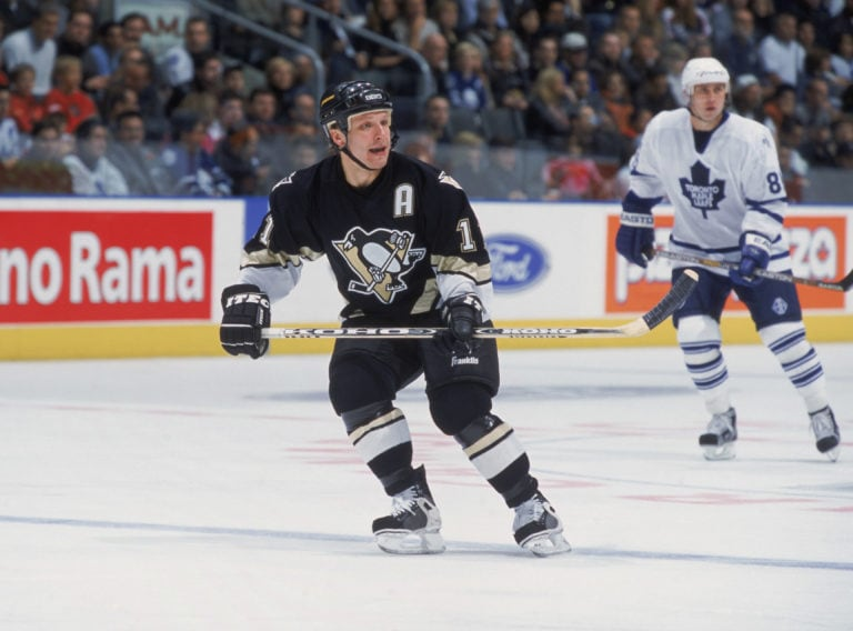 Darius Kasparaitis Pittsburgh Penguins