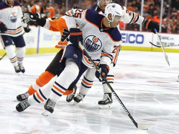 Joel Persson: Oilers Puzzle Piece