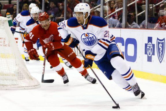 Darnell nurse - Edmonton Oilers