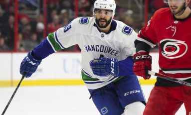 Darren Archibald is the Beast the Canucks Need