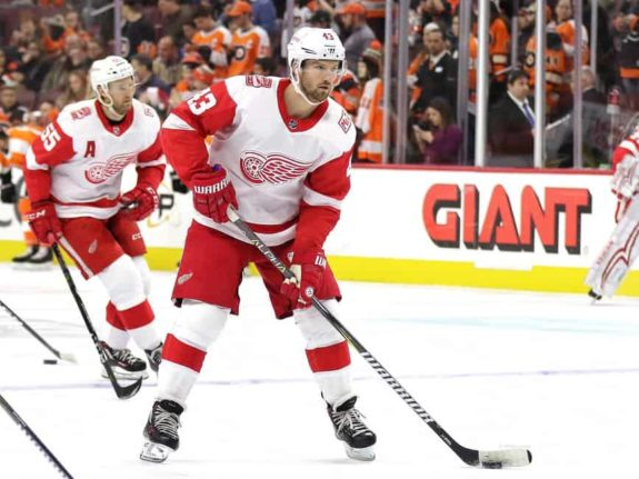 Darren Helm Red Wings