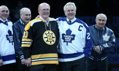 Darryl Sittler: Two Iconic Stories of the Maple Leafs' Captain